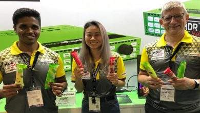 Photo of If Lynx Technik's Green Machine is too hot, cool down with some ice-cream
