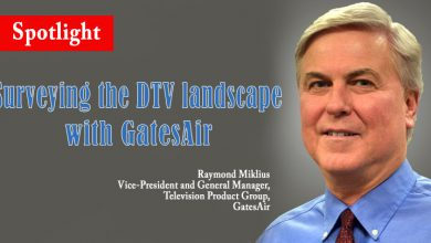 Photo of Surveying the DTV landscape with GatesAir