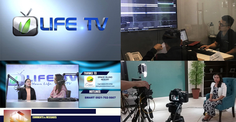 Photo of Playbox enhances Life TV Asia's channel branding & social media capabilities
