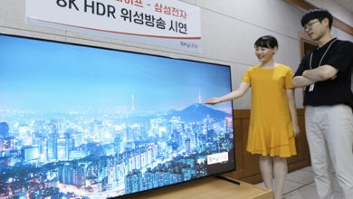 Photo of 8K HDR satellite broadcasting a commercial option?
