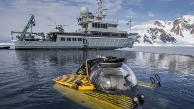 Photo of A top mission to uncover and conserve our oceans