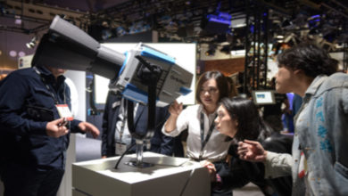 Photo of ARRI's Orbiter steals the limelight at IBC2019