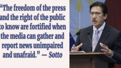 Photo of The Philippines expands press freedom to online media