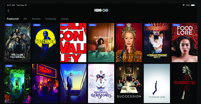 Photo of HBO GO rolled out in the Philippines as standalone OTT service