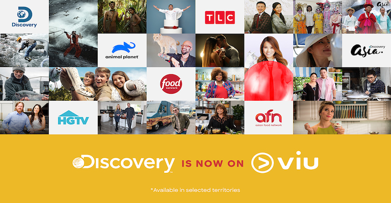 Photo of Viu subscribers get to view quality content from Discovery