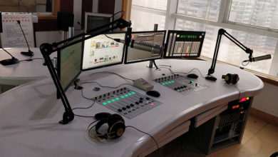 Photo of Fuzhou Radio upgrades to AoIP