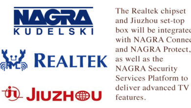Photo of Realtek & Jiuzhou join NAGRA Android TV Fast Track programme