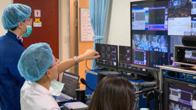 Photo of King Communications taps AJA Gear to air TSOC cardiology procedures