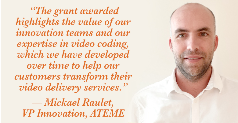Photo of ATEME wins grant for AI video delivery initiative