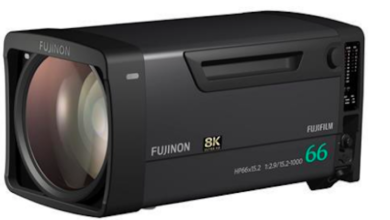Photo of Fujinon dynamic 8K lenses set new bar for focal length and viewing angles