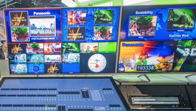 Photo of ChyronHego partners Panasonic to strengthen sports entertainment solution
