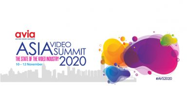 Photo of Asia Video Summit 2020