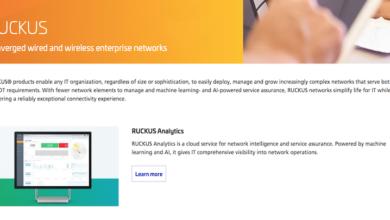 Photo of CommScope's network analytics proactively improves UX