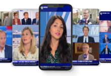 Photo of BFMTV launches world's first vertical video format for smartphones
