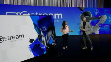 Photo of Brainstorm technology makes virtual events come alive