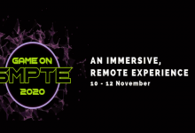 Photo of SMPTE unveiling interactive & immersive conference experience