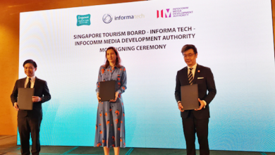 Photo of IMDA, STB & Informa Tech to launch mega flagship tech event for Asia in 2021