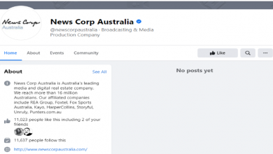 Photo of News organisations go silent on Facebook