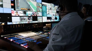 Photo of GV's Kahuna 6400 is Dorna's prized switcher at 2021 MotoGP events