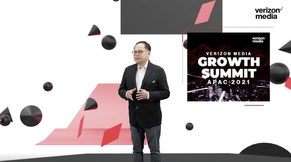 Verizon event speech