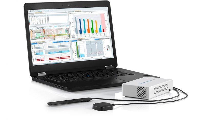The R&S TSME6 drive test scanner from Rohde & Schwarz