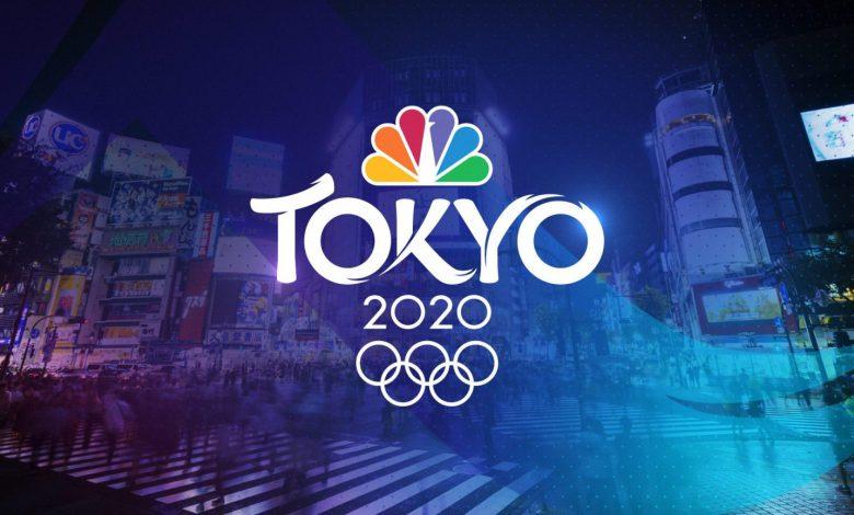 NBC Oympics Tokyo Olympics logo