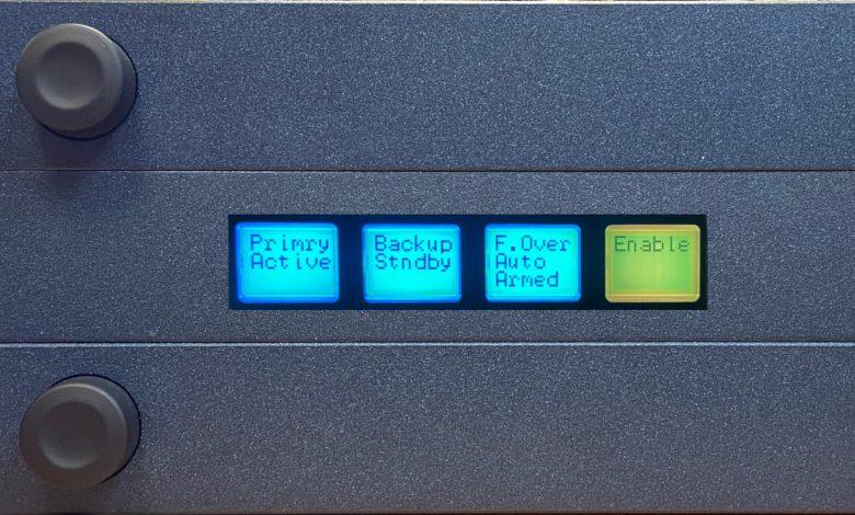 TSL Products' TallyMan Advanced Broadcast Control System