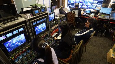 Photo of Visual Three deploys AJA's FS-HDR for live production in Malaysia