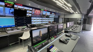Photo of Riedel equips Shaanxi's 4K OB van with all-IP communications solution