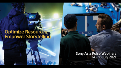 Photo of Sony to share storytelling tools & tales at its Asia Pulse Webinars