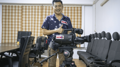 Photo of Non Production supports live sports production offering Sony cameras