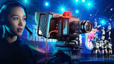Photo of Blackmagic's new all-in-one studio cameras for high-end work