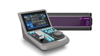 Photo of Grass Valley brings new SDI/IP live  production solutions to market