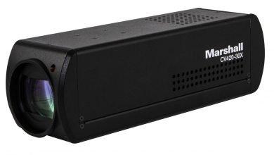 Photo of Marshall Electronics to introduce new 12G-SDI camera at NAB 2021