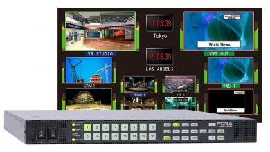 Photo of FOR-A releasing flexible HD/4K multi-viewer MV-3240