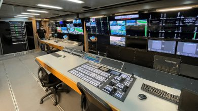Photo of TSL resolves 7 Production's OB control & management issues