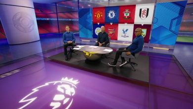 Photo of BBC Sport's green screen studio comes alive viz Vizrt ecosystem