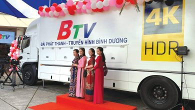 Photo of BTV first in Vietnam to acquire Sony-equipped 4K/UHD van
