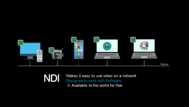Photo of Creative collaboration: Plug on NDI 5 to transform the world into a studio using existing IP video networks